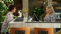 Susan Kennedy, Sheila Canning in Neighbours Episode 8510