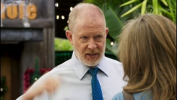 Clive Gibbons, Jane Harris in Neighbours Episode 8510