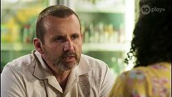 Toadie Rebecchi, Audrey Hamilton in Neighbours Episode 8511