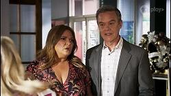 Amy Greenwood, Terese Willis, Paul Robinson in Neighbours Episode 8511