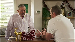 Karl Kennedy, Toadie Rebecchi in Neighbours Episode 8511