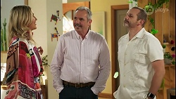 Amy Greenwood, Karl Kennedy, Toadie Rebecchi in Neighbours Episode 8511