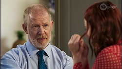 Clive Gibbons, Nicolette Stone in Neighbours Episode 8511