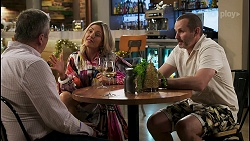 Karl Kennedy, Amy Greenwood, Toadie Rebecchi in Neighbours Episode 8511