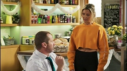 Toadie Rebecchi, Amy Greenwood in Neighbours Episode 8512