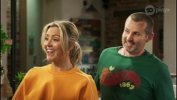 Amy Greenwood, Toadie Rebecchi in Neighbours Episode 8512