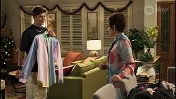Hendrix Greyson, Susan Kennedy in Neighbours Episode 8513