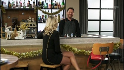 Amy Greenwood, Shane Rebecchi in Neighbours Episode 8513