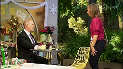Clive Gibbons, Jane Harris in Neighbours Episode 8514