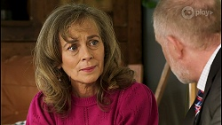 Jane Harris, Clive Gibbons in Neighbours Episode 8514
