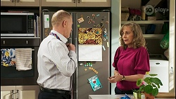 Clive Gibbons, Jane Harris in Neighbours Episode 8515