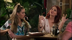 Chloe Brennan, Nicolette Stone in Neighbours Episode 8515