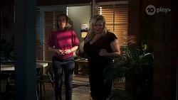 Jane Harris, Sheila Canning in Neighbours Episode 8516