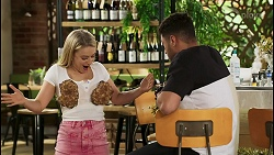 Roxy Willis, Levi Canning in Neighbours Episode 8516