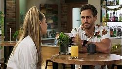 Chloe Brennan, Aaron Brennan in Neighbours Episode 8516