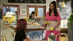 Nicolette Stone, Dipi Rebecchi in Neighbours Episode 8517