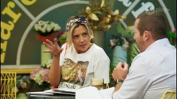 Amy Greenwood, Toadie Rebecchi in Neighbours Episode 8517