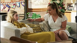 Mackenzie Hargreaves, Harlow Robinson in Neighbours Episode 8518