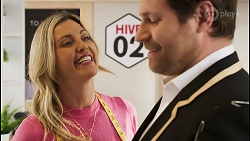Amy Greenwood, Shane Rebecchi in Neighbours Episode 8518