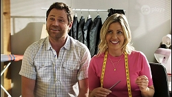 Shane Rebecchi, Amy Greenwood in Neighbours Episode 8519