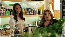 Dipi Rebecchi, Terese Willis in Neighbours Episode 8519