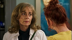 Jane Harris, Nicolette Stone in Neighbours Episode 8520