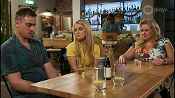 Kyle Canning, Roxy Willis, Sheila Canning in Neighbours Episode 8520