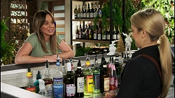 Bea Nilsson, Roxy Willis in Neighbours Episode 8521