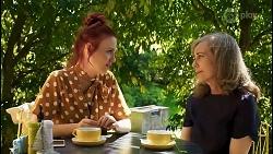 Nicolette Stone, Jane Harris in Neighbours Episode 8521