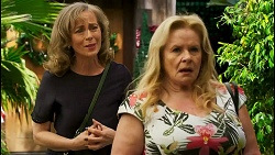 Jane Harris, Sheila Canning in Neighbours Episode 8521