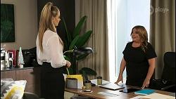 Chloe Brennan, Terese Willis in Neighbours Episode 8522