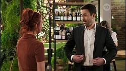 Nicolette Stone, Ricardo Romano in Neighbours Episode 8522