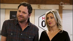 Shane Rebecchi, Amy Greenwood in Neighbours Episode 8522