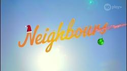 in Neighbours Episode 8523