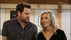 Shane Rebecchi, Amy Greenwood in Neighbours Episode 8523