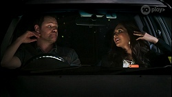 Shane Rebecchi, Dipi Rebecchi in Neighbours Episode 8523