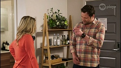 Amy Greenwood, Shane Rebecchi in Neighbours Episode 8523