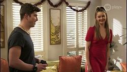 Hendrix Greyson, Chloe Brennan in Neighbours Episode 8523