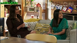 Dipi Rebecchi, Kirsha Rebecchi in Neighbours Episode 8524