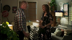 Clive Gibbons, Jane Harris in Neighbours Episode 8525
