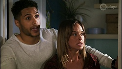 Levi Canning, Bea Nilsson in Neighbours Episode 8525
