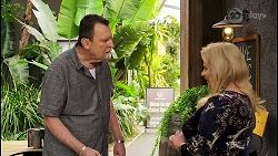 Des Clarke, Sheila Canning in Neighbours Episode 8526