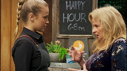 Roxy Willis, Sheila Canning in Neighbours Episode 8526