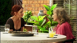 Nicolette Stone, Jane Harris in Neighbours Episode 8527
