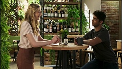 Mackenzie Hargreaves, Jay Rebecchi in Neighbours Episode 8529