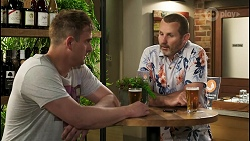 Kyle Canning, Toadie Rebecchi in Neighbours Episode 8529