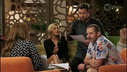 Terese Willis, Amy Greenwood, Shane Rebecchi, Toadie Rebecchi in Neighbours Episode 8530