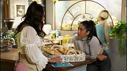 Dipi Rebecchi, Yashvi Rebecchi in Neighbours Episode 8530