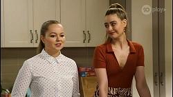 Harlow Robinson, Chloe Brennan in Neighbours Episode 8530