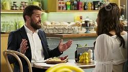 Hugh Davis, Dipi Rebecchi in Neighbours Episode 8530